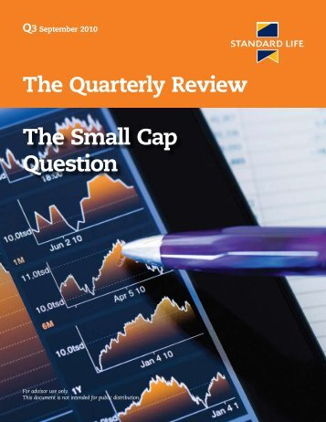 The Small Cap Question - Standard Life Canada