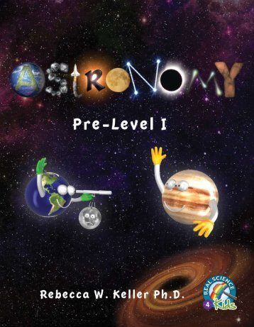 Download a Pre-Level 1 Astronomy PDF Sample - Rainbow ...