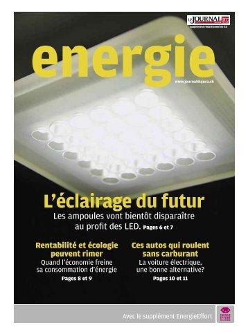 L'éclairage du futur