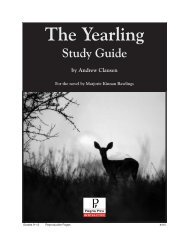 The Yearling - Rainbow Resource Center