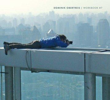 Workbook 07 - Dominik Obertreis - Fotoreporter