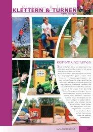 Klettern & Turnen