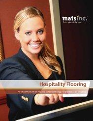 Hospitality Flooring - Mats Inc.