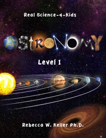 Download a Level 1 Astronomy PDF Sample - Rainbow Resource ...