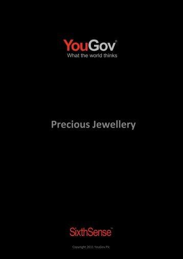 Precious Jewellery - SixthSense - YouGov