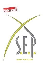 S.E.P. system - SSport