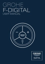 GROHE F-DIGITAL