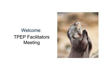 Jan Facilitators Meeting - Staff Portal Camas School District