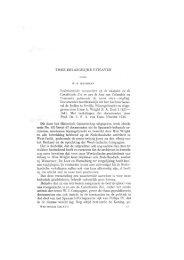 TWEE BELANGRIJKE UITGAVEN - Books and Journals