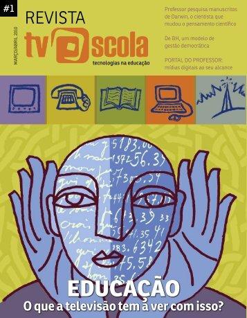 Revista TV Escola - Portal do Professor - Ministério da Educação