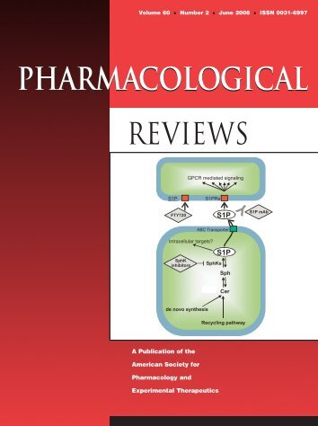 Front Matter (PDF) - Pharmacological Reviews - Aspetjournals.org