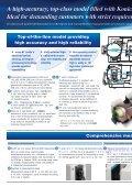 SPECTROPHOTOMETER CM-3700A - Konica Minolta - Page 2