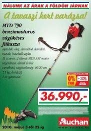 999 - Auchan