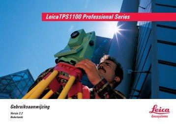 Leicatps1100 Professional Series