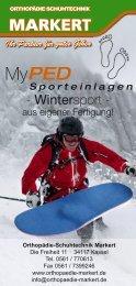 MyPED - Wintersport