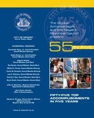 55 In Five - Brick City Development Corporation