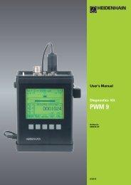 Service-Handbuch TNC 426/430 C/P/M - heidenhain