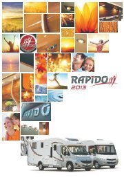 RAPIDO 2013