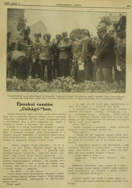 xix. évfolyam 19 szám pinczés zoltán mahács lajos budapest, 1929 ...