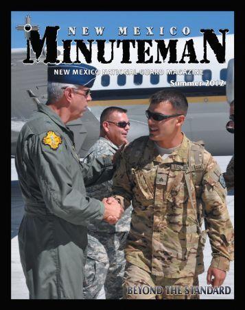 New Mexico Minuteman - Summer 2012