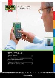 Messtechnik PDF - Mapo
