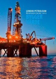 Årsredovisning 2012 - Lundin Petroleum