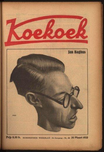2e Jaargang - Nr. 48 30 Maart 1933