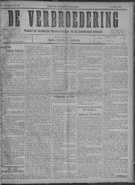 Weekblad der Socialistische Werkersvereenigingen yan het ...