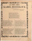 Aan KAREL BEERBLOCK - Page 5