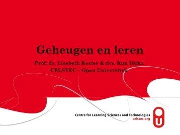 SC Diepenbeek 31082012.pdf - DSpace at Open Universiteit