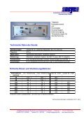 PDF - Datenblatt - ANSYCO Analytische Systeme und ... - Page 2