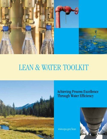 Lean and Water Toolkit - US Environmental Protection Agency