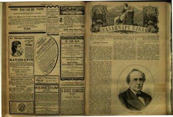Vasárnapi Ujság 1880. 27. évf. 12. sz. márczius 21. - EPA