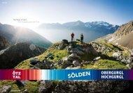 oetztal.com Het hoogste punt van Tirol. The Peak of Tirol. - Sölden