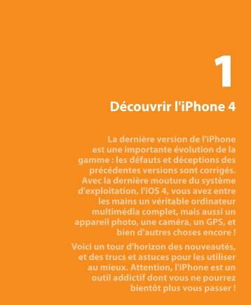 Secrets, trucs et astuces Iphone 4/3GS - Numilog