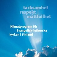 Kyrkans klimatprogram (pdf)