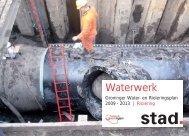 Groninger Water-en Rioleringsplan - riolering - Gemeente Groningen