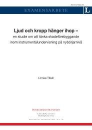LTU-MUH-EX--08/02--SE - Luleå tekniska universitet