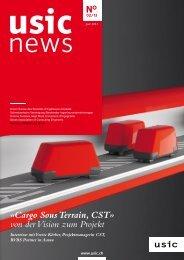 usicnews - Nr. 2 - Juli 2013