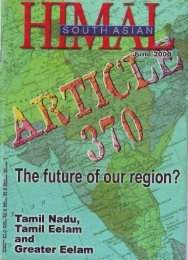 Himal: The South Asian Magazine