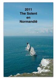 2011 The Solent en Normandië