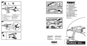 yakima king joe 3 2 trunk bike rack installation