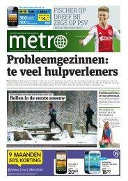 Probleemgezinnen: te veel hulpverleners - Metro