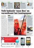 LEVE DE KONING - Metro - Page 5
