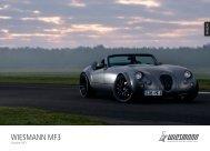 WIESMANN MF3 - MotorShow