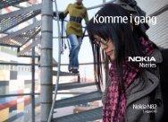Brukerhåndbok - Nokia