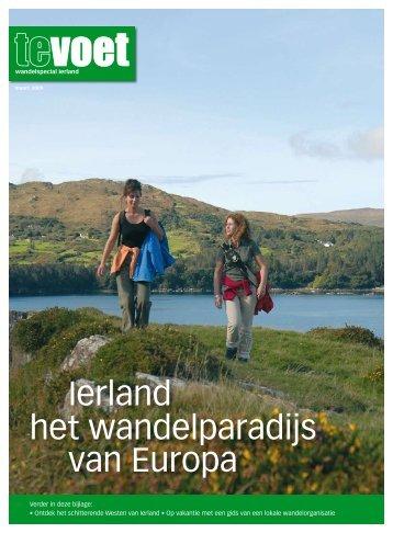 Ierland het wandelparadijs van Europa - DIGI-magazine