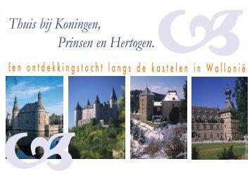 Thuis bij Koningen, Prinsen en Hertogen. - opt