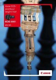 Jouw EOS- avontuur begint hier - Brochures - Canon Europe