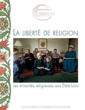 La liberté de religion - US Department of State